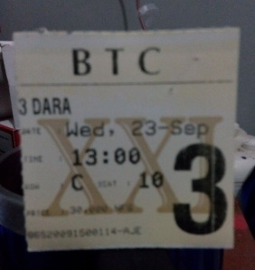 Tiket Nonton 3 Dara