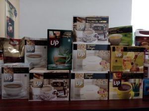 Beberapa Produk Food & Beverage CNI
