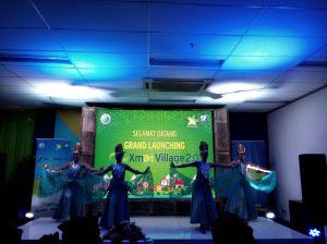 Gambar Grand Launching XL Smart Village