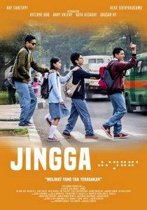 jingga poster