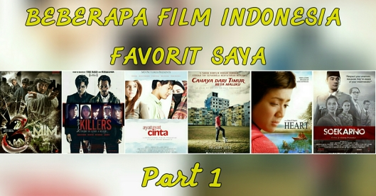 Film Indonesia fav 1