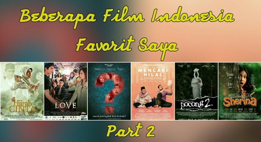 Film Indonesia fav 2