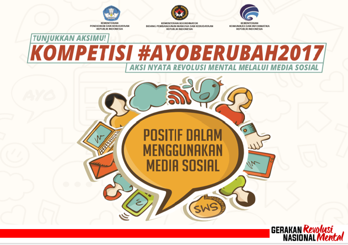 Banner Kompetisi Ayo Berubah 2017