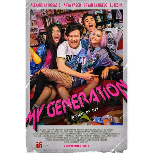 My Generation - Poster