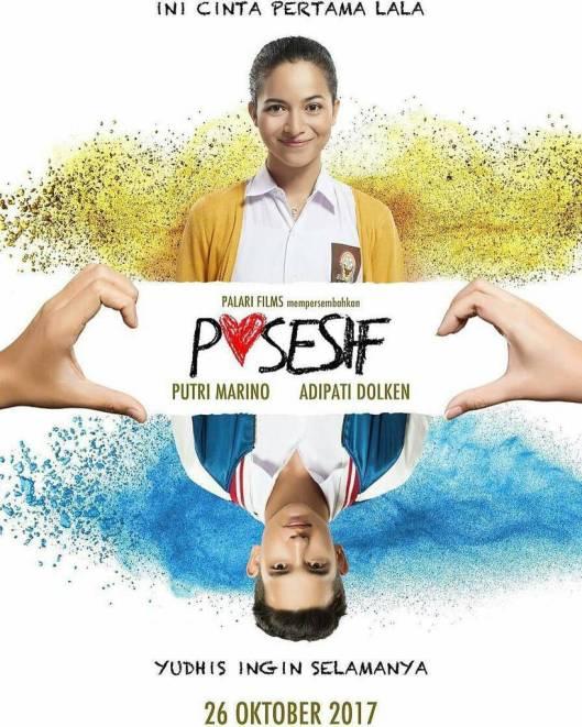 Poster Film Posesif