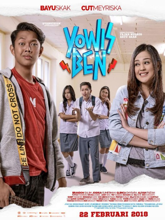 poster yowis ben